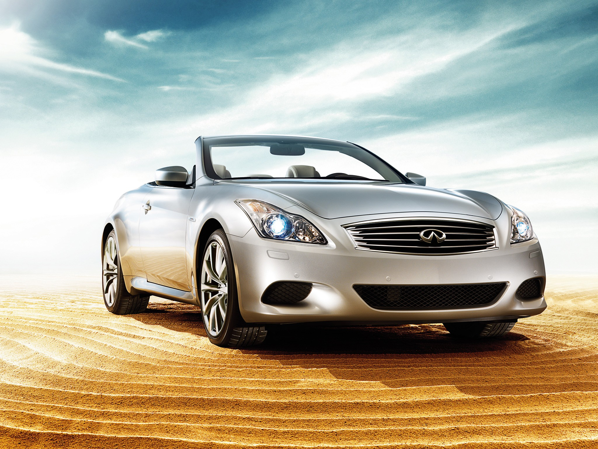 infiniti g37 convertible by - photo #41