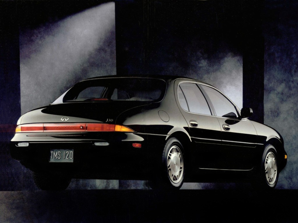 INFINITI J30 specs & photos - 1993, 1994, 1995, 1996, 1997 ...