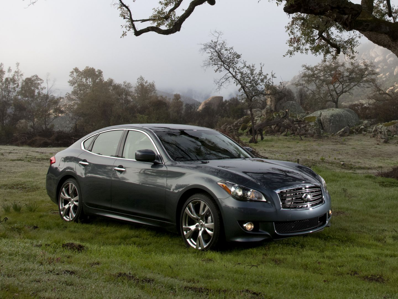 INFINITI M Sedan - 2010, 2011, 2012, 2013 - autoevolution
