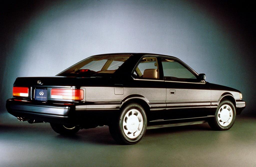 INFINITI M30 Coupe specs & photos - 1990, 1991, 1992 ...