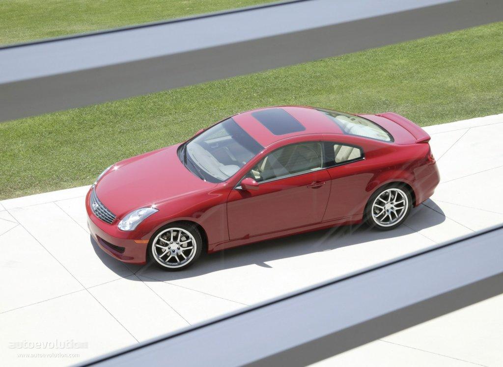 INFINITI G35 Coupe specs & photos - 2002, 2003, 2004, 2005, 2006 ...