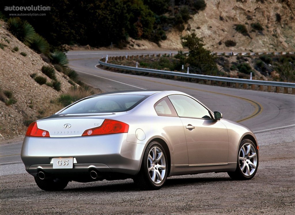 2007 infiniti g35 coupe horsepower
