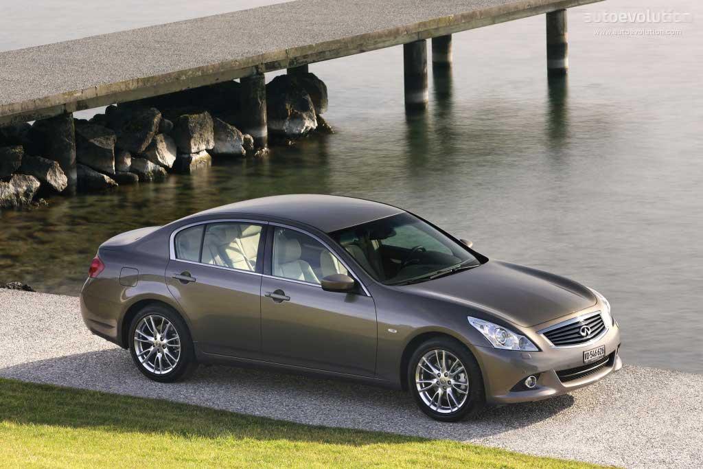 infiniti g37 sedan specs & photos - 2008, 2009, 2010, 2011