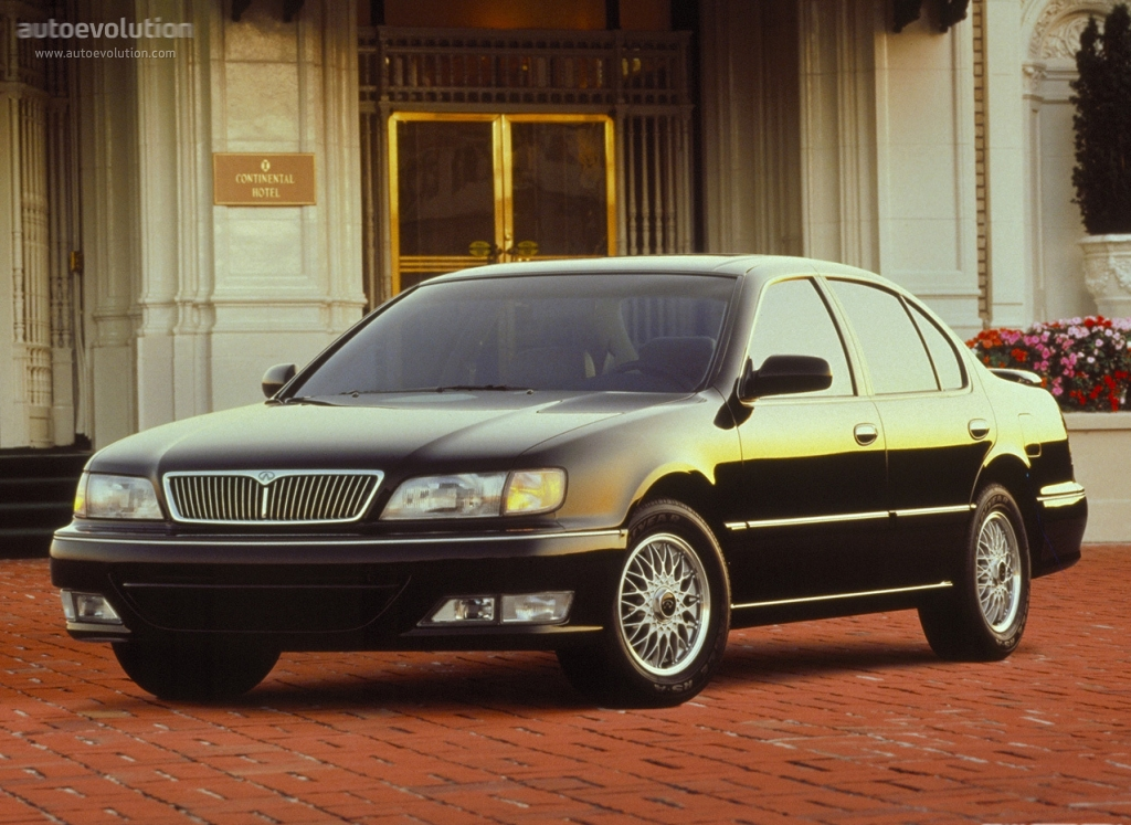 1996 infiniti i30 tire size