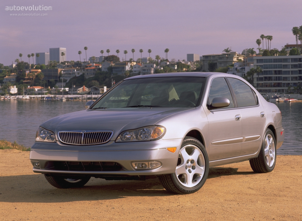 2001 Acura Tl 3 2 >> INFINITI I30/I35 - 1999, 2000, 2001, 2002, 2003, 2004 - autoevolution
