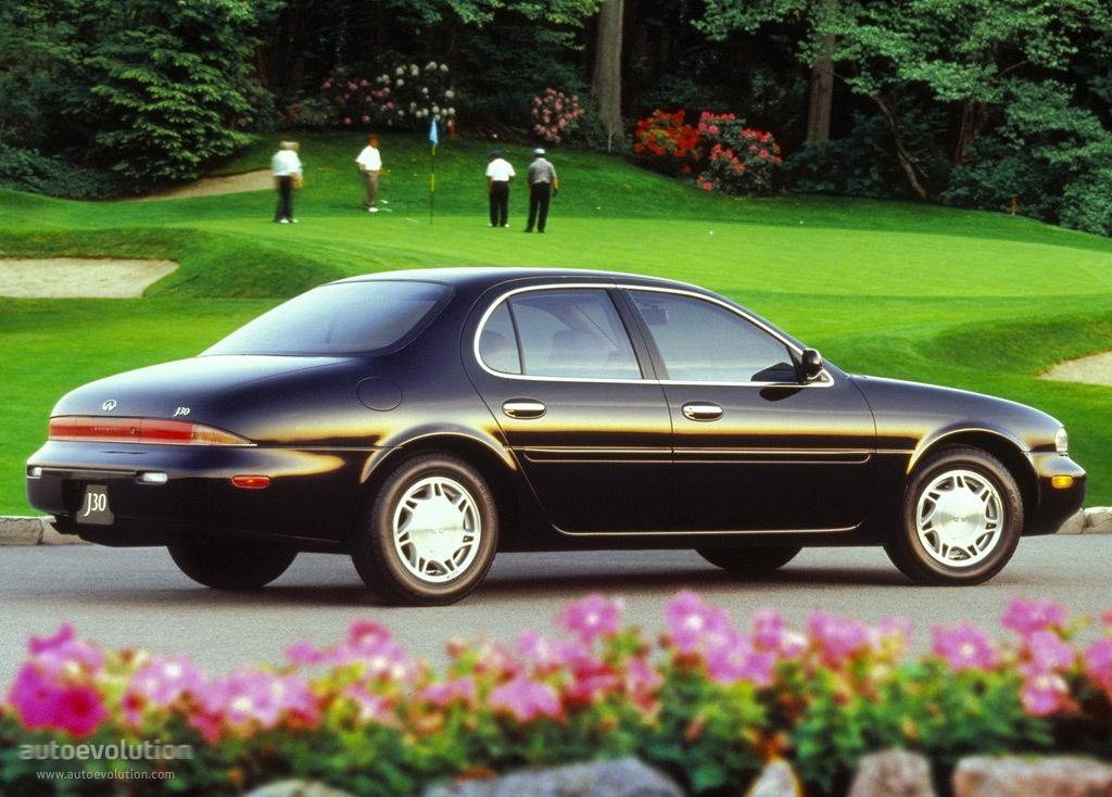 Infiniti J30 1993 1994 1995 1996 1997 Autoevolution