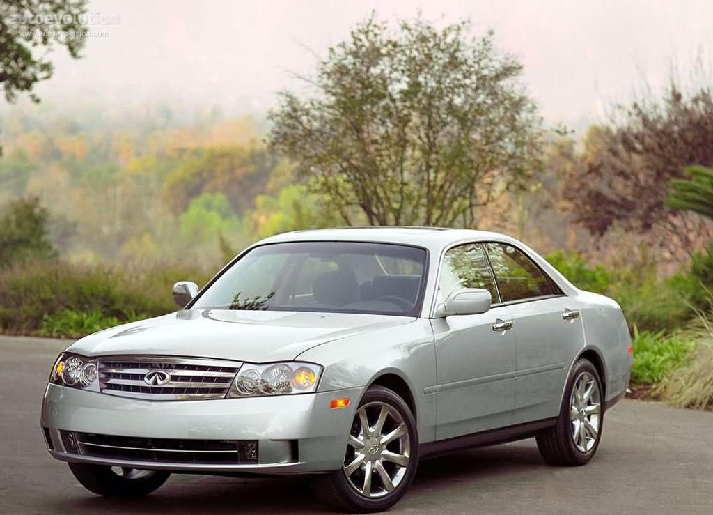 Bmw 2004 5 Series For Sale INFINITI M45 - 2003, 2004, 2005 - autoevolution