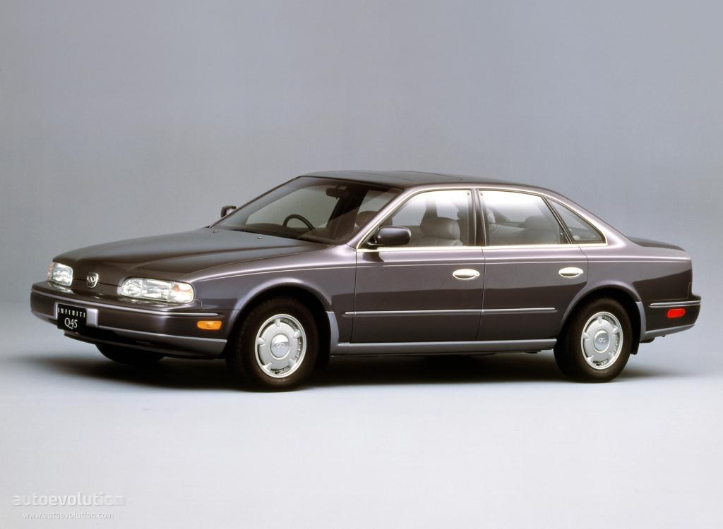 Infiniti Q45 Specs 1989 1990 1991 1992 1993 1994