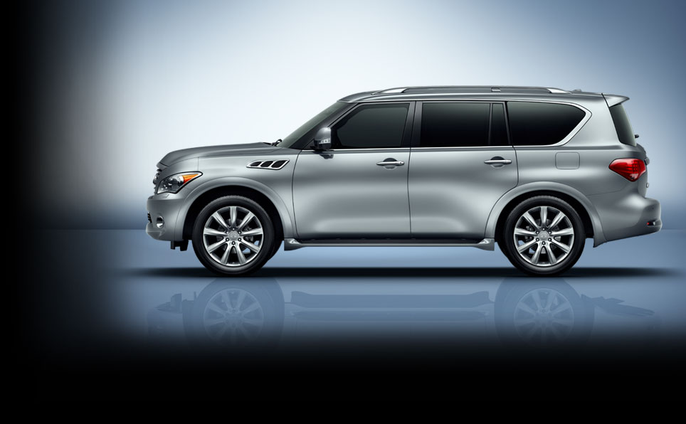 INFINITI QX specs & photos - 2010, 2011, 2012, 2013, 2014 ...