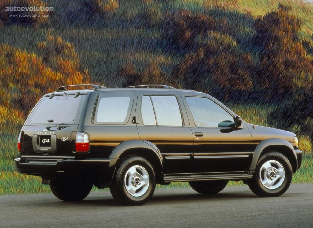 Infiniti Qx4 1997 2001