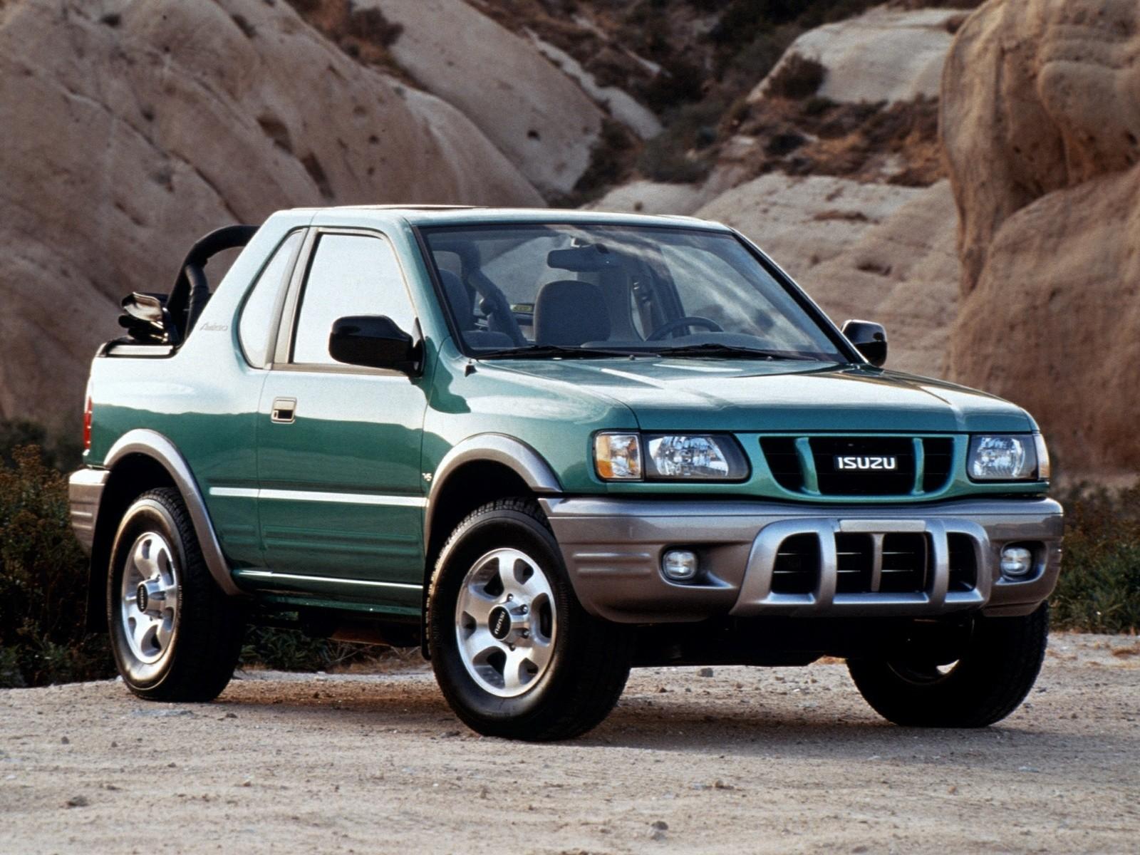 Isuzu Amigo Cabrio Specs  U0026 Photos - 1998  1999  2000  2001  2002  2003