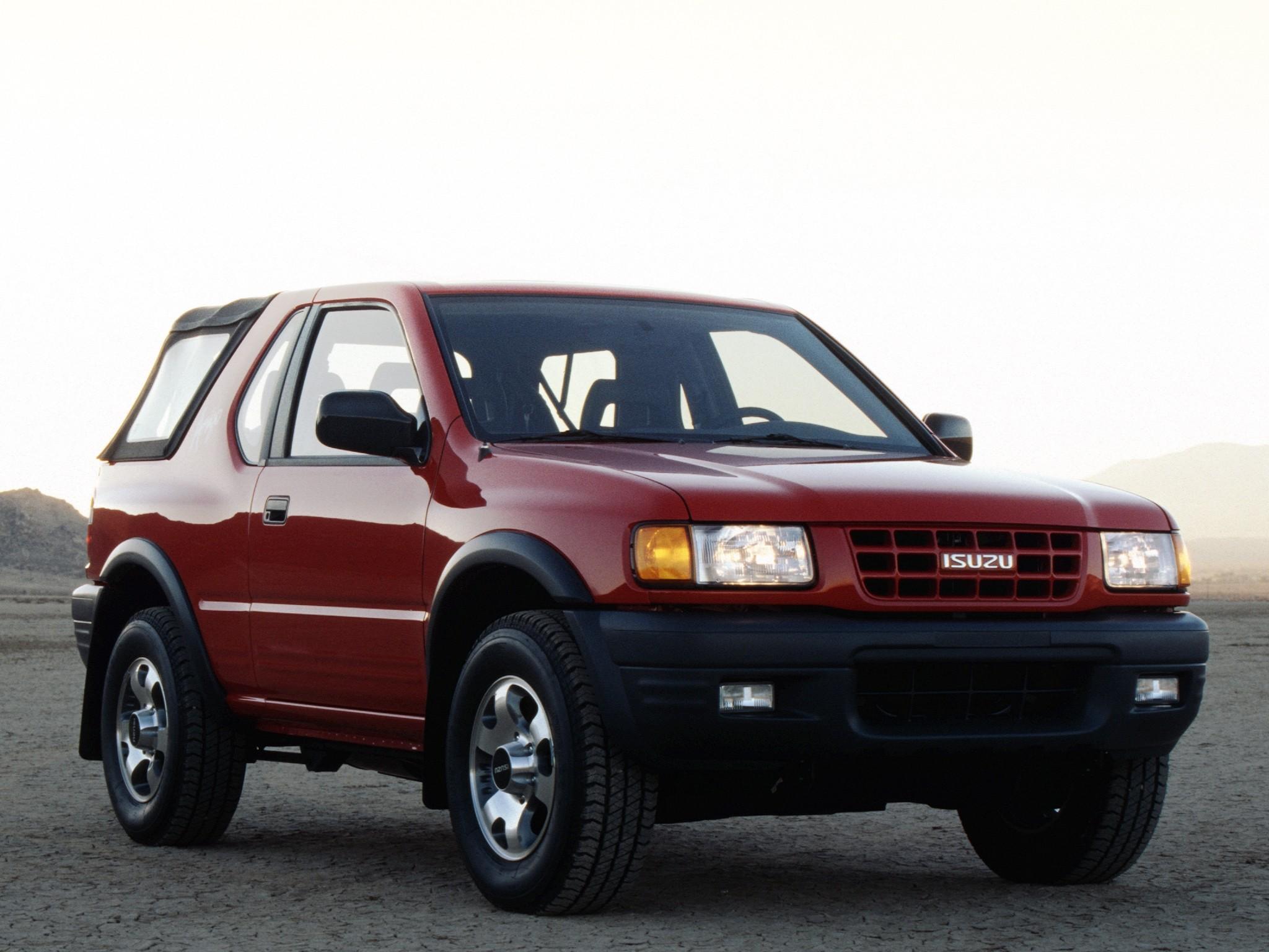 Isuzu Amigo Cabrio Specs Amp Photos 1998 1999 2000 2001