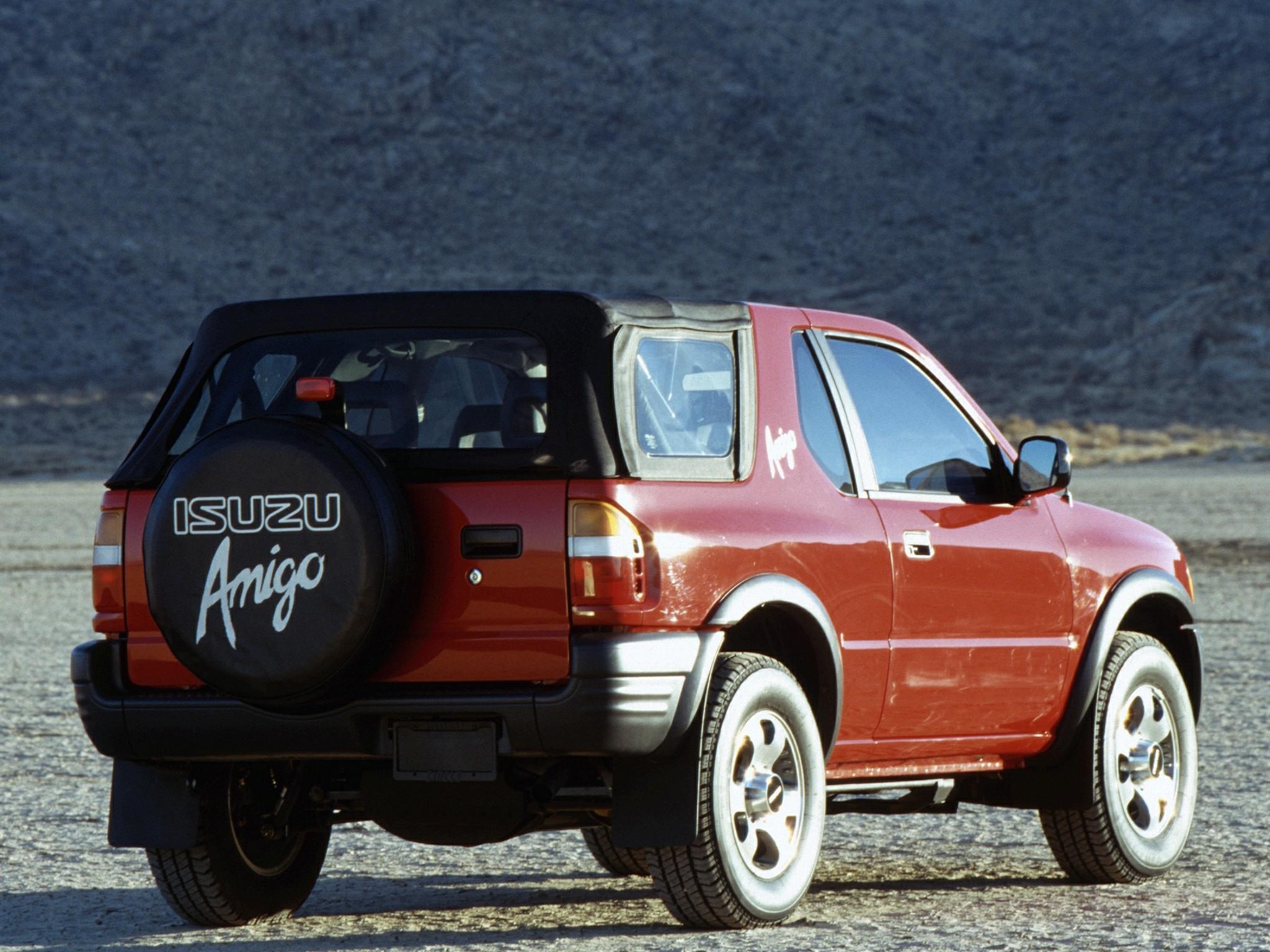 Jeep Soft Top Reviews >> ISUZU Amigo Cabrio specs - 1998, 1999, 2000, 2001, 2002, 2003 - autoevolution