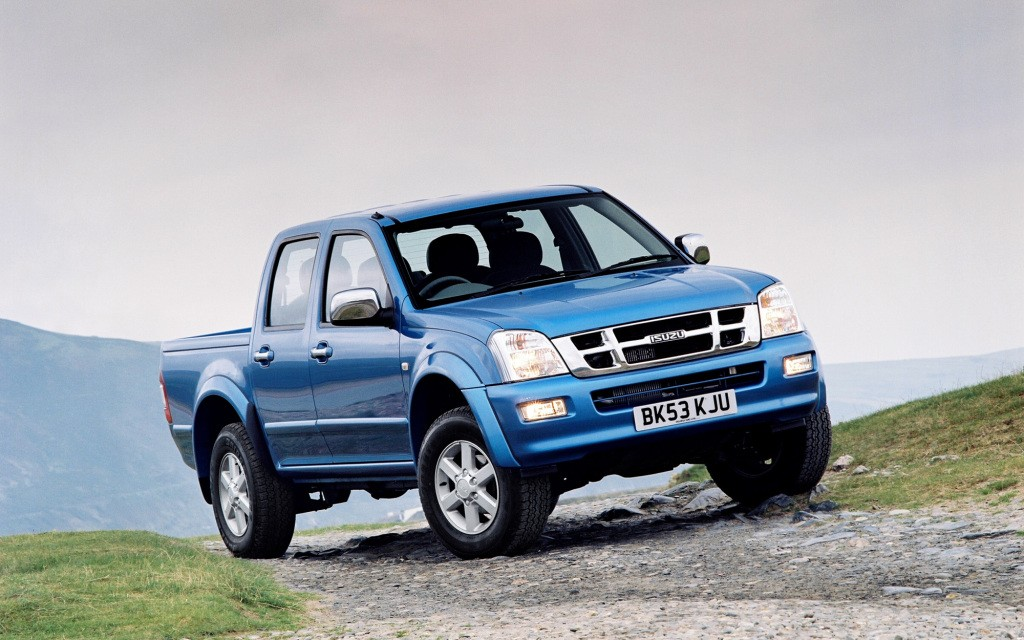 ISUZU Rodeo Crew Cab specs & photos - 2002, 2003, 2004, 2005, 2006
