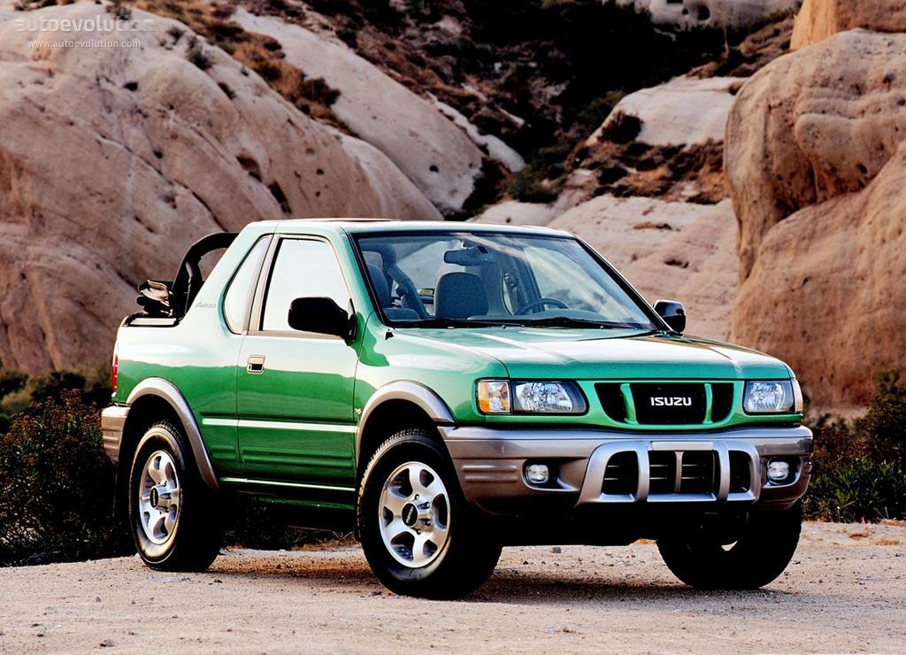 ISUZU Amigo Cabrio (1998   2003) ...