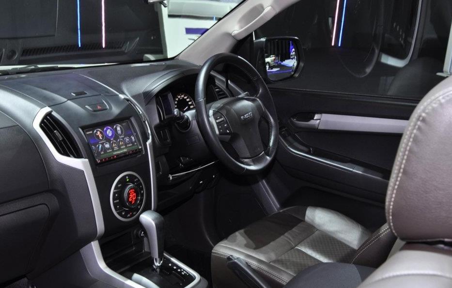 Isuzu D Max Double Cab 2012 2013 2014 2015