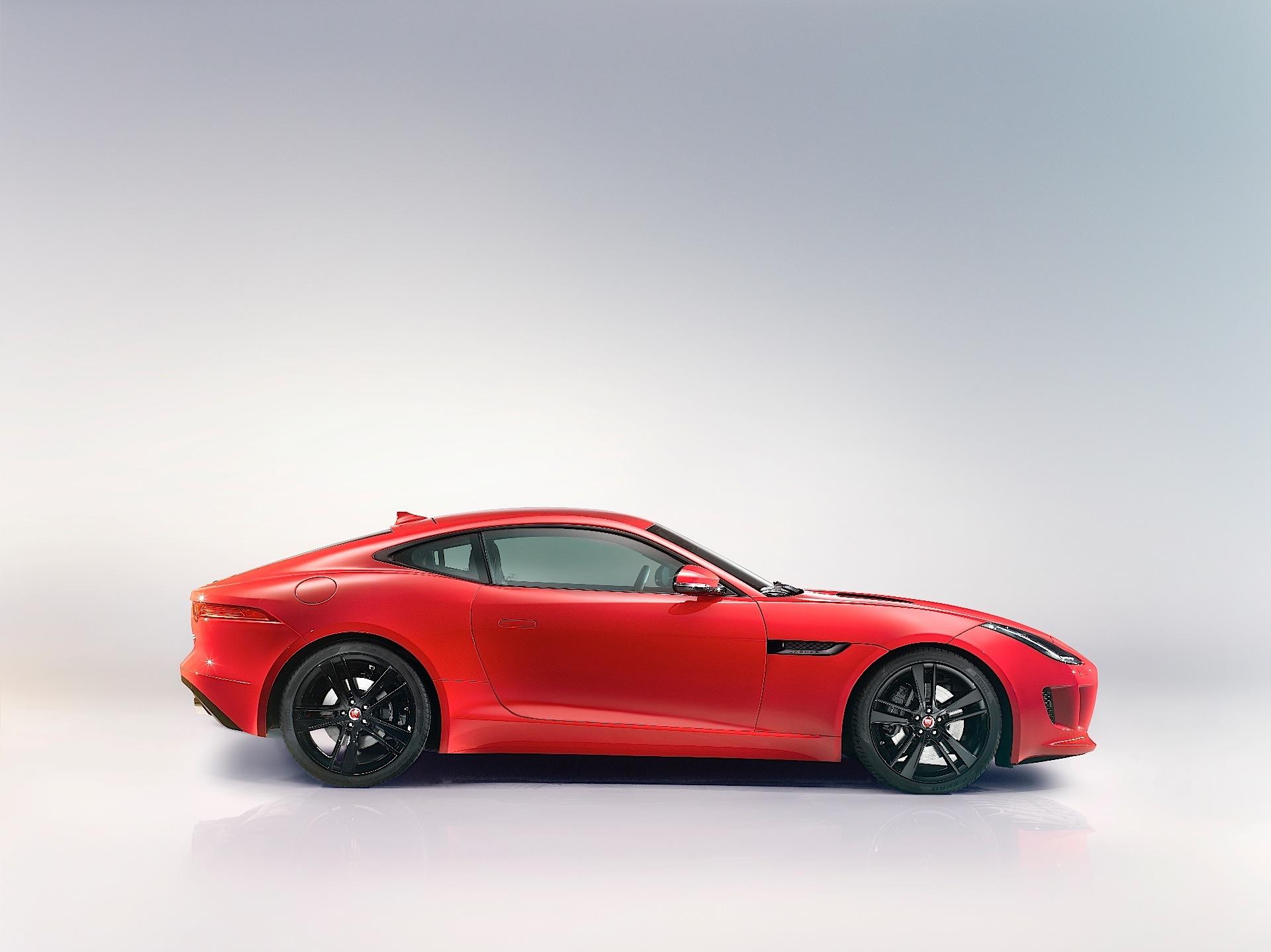 jaguar f type coupe 2014 2015 2016 autoevolution. Black Bedroom Furniture Sets. Home Design Ideas