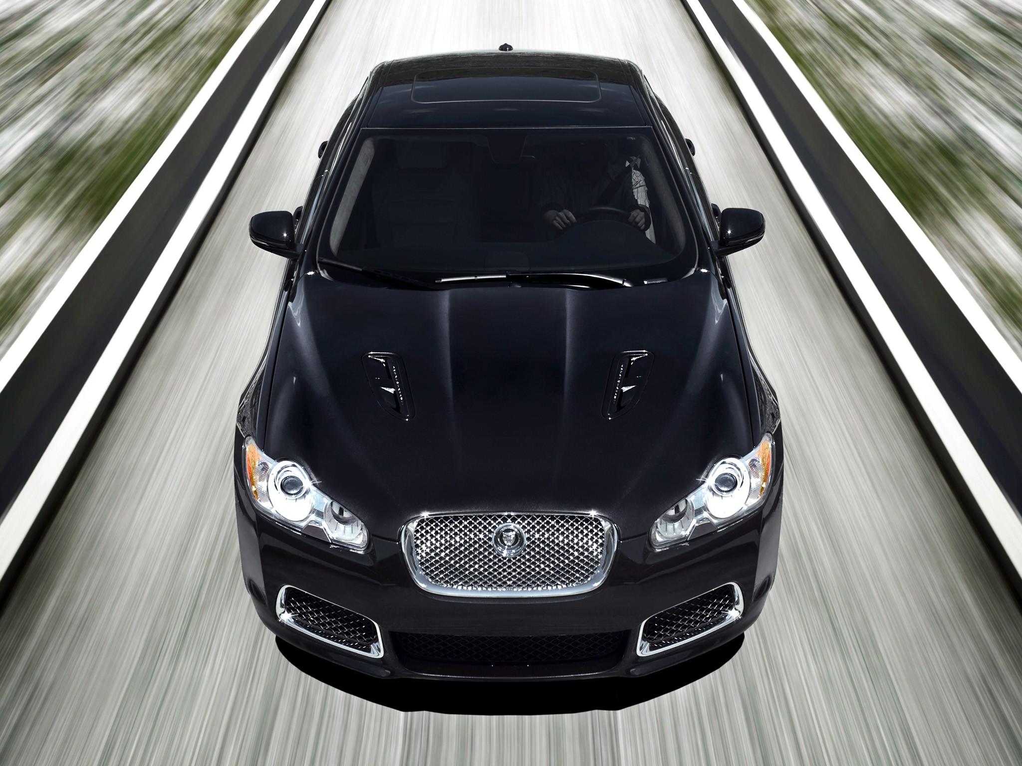 Jaguar Xfr 2017 Interior