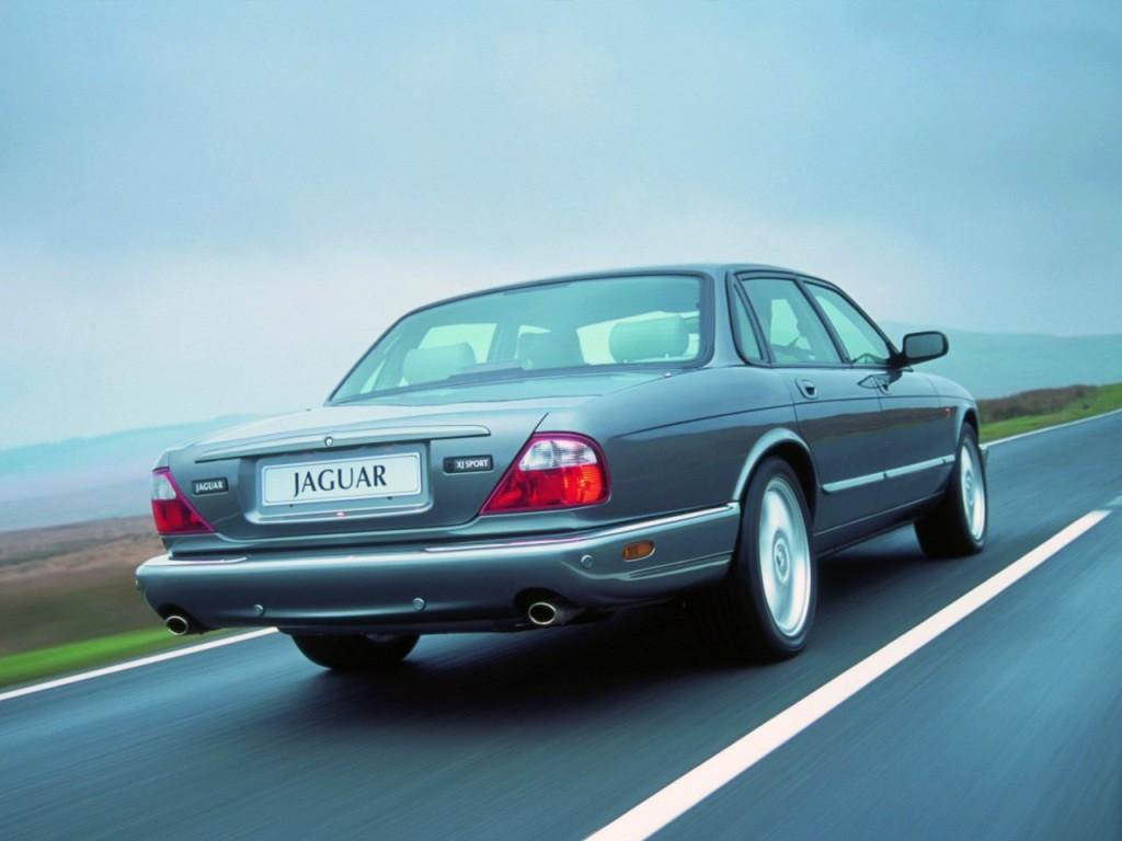Jaguar Xj Specs Photos 1997 1998 1999 2000 2001 2002 2003 Engine