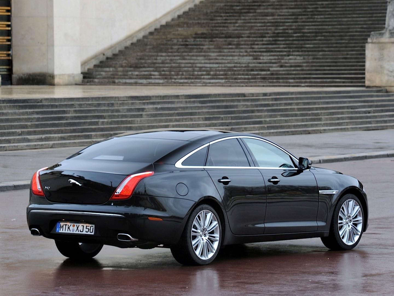 Jaguar Xj Specs 2009 2010 2011 2012 Autoevolution