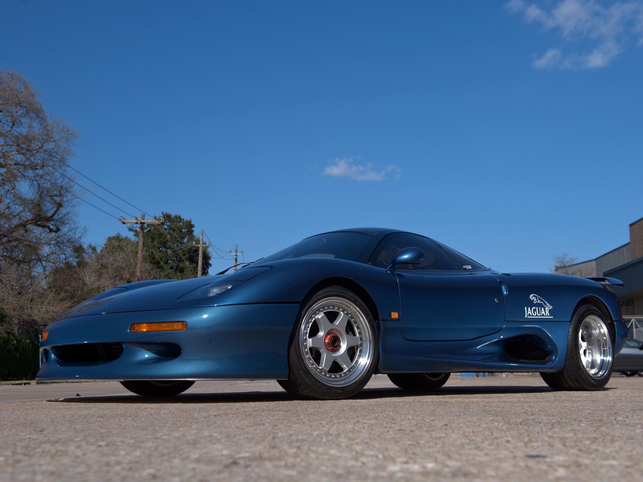 JAGUAR XJR15 specs & photos - 1990, 1991, 1992 - autoevolution