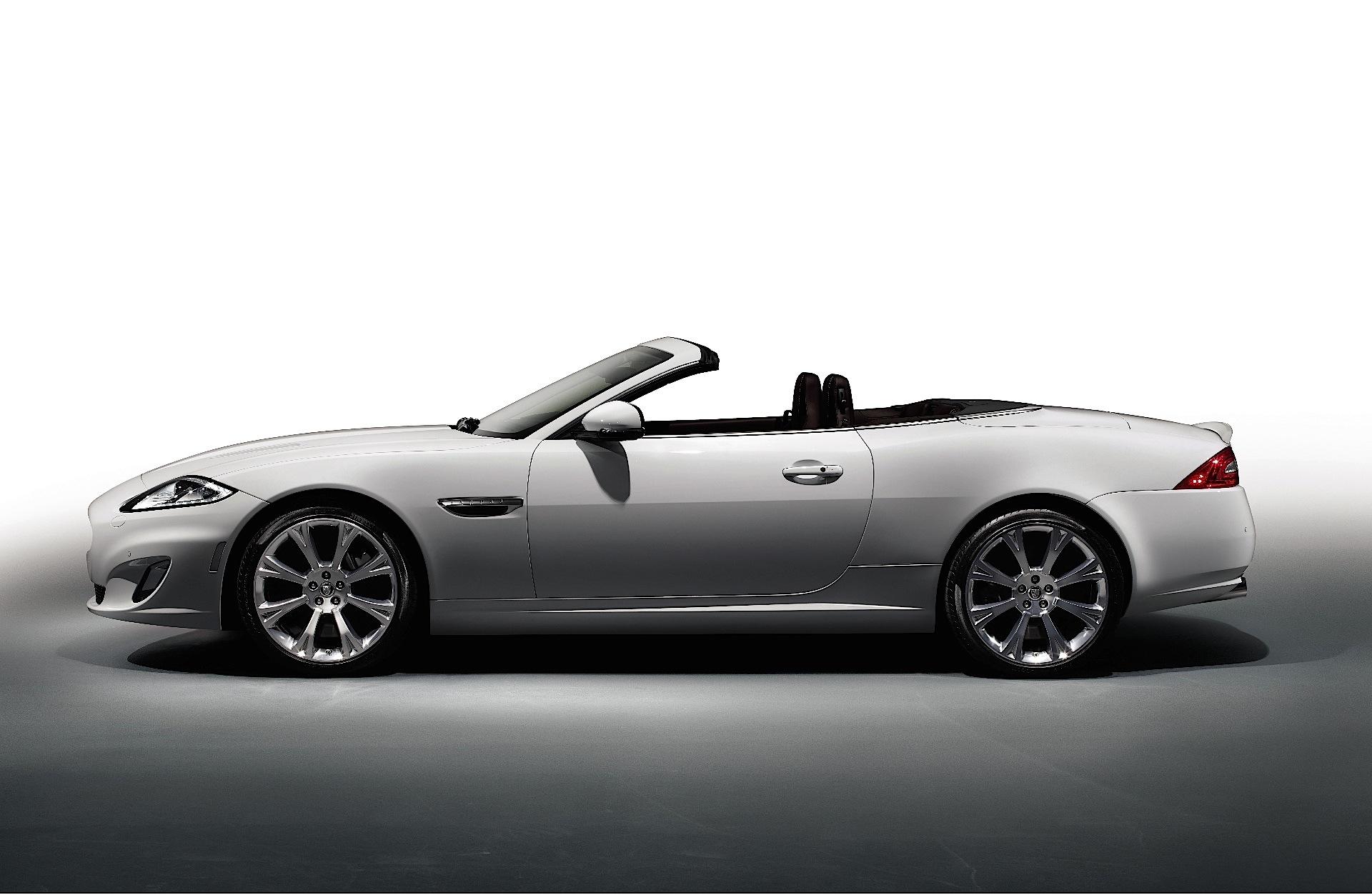 Jaguar Xkr Convertible 14 Detroit Auto Show Car Gallery
