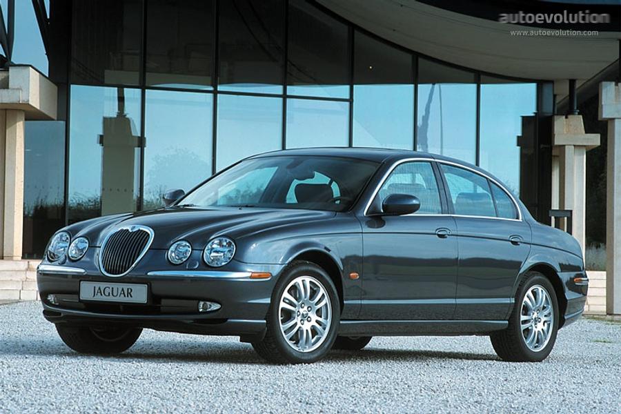 JAGUAR S-Type - 1999, 2000, 2001, 2002 - autoevolution