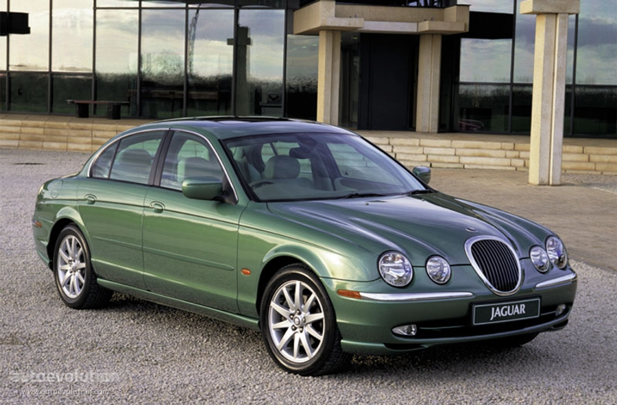 Jaguar S Type Specs 1999 2000 2001 2002 Autoevolution