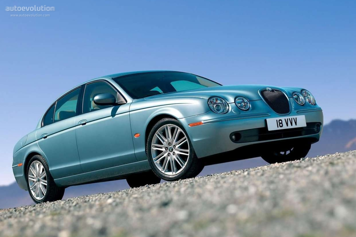 Jaguar S-type - 2004  2005  2006  2007