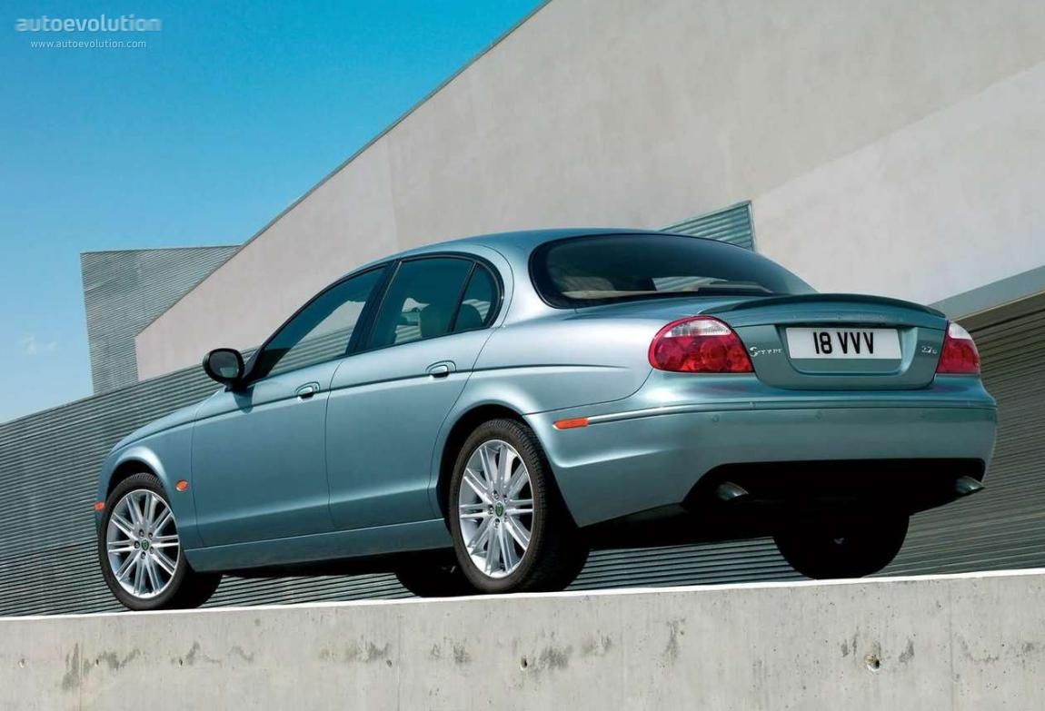 jaguar s type specs 2004 2005 2006 2007 autoevolution. Black Bedroom Furniture Sets. Home Design Ideas
