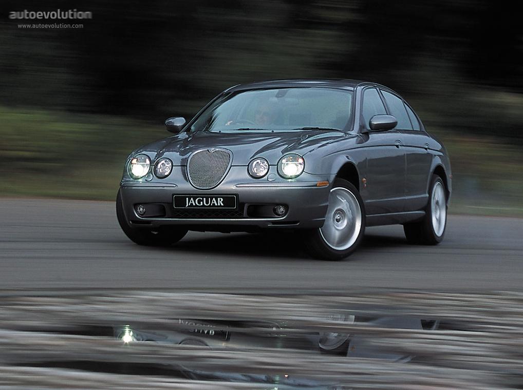 JAGUAR S-Type R specs & photos - 2002, 2003, 2004 ...