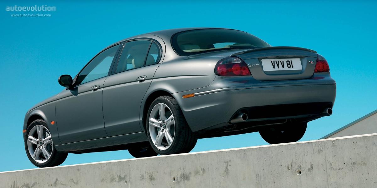 Jaguar S Type R 2004 2005 2006 2007 Autoevolution