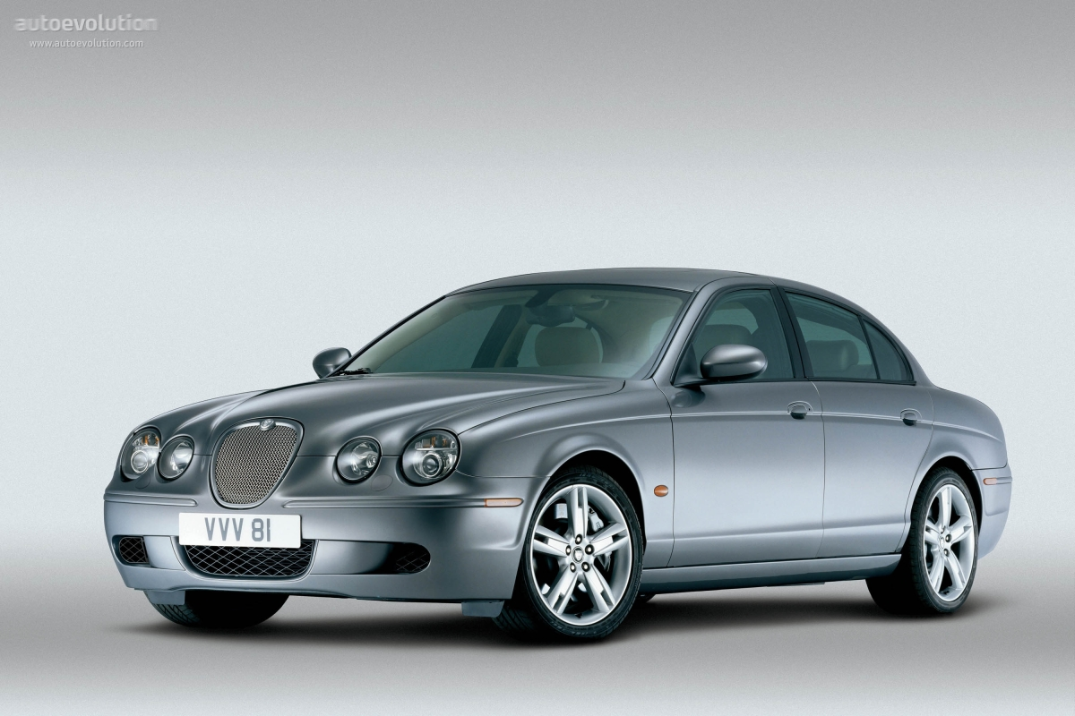 Jaguar S Type R Specs 2004 2005 2006 2007 Autoevolution