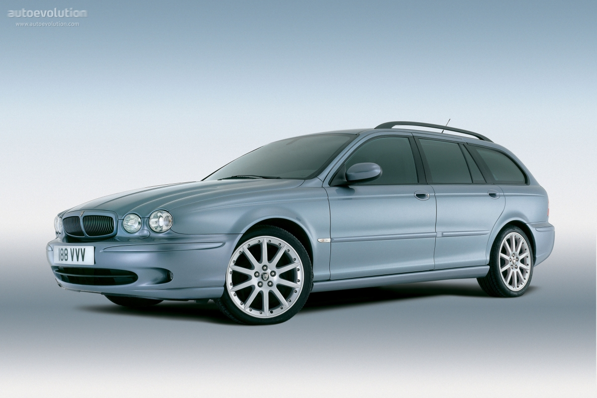 Jaguar X-type Estate Specs