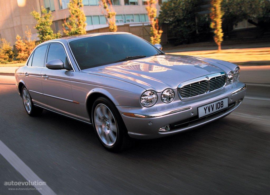 Jaguar Xj 2003 2004 2005 2006 2007 Autoevolution