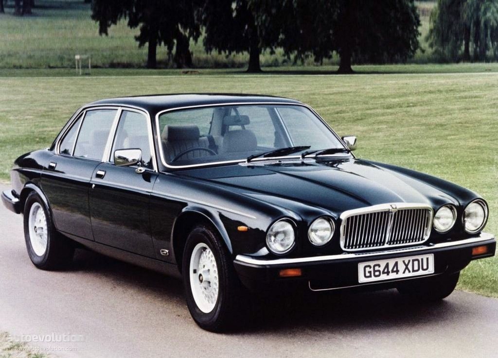 Jaguar Xj Specs Amp Photos 1979 1980 1981 1982 1983