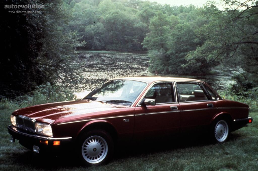 Jaguar Xj Specs Photos 1986 1987 1988 1989 1990 1991 1992 1993 1994 Autoevolution