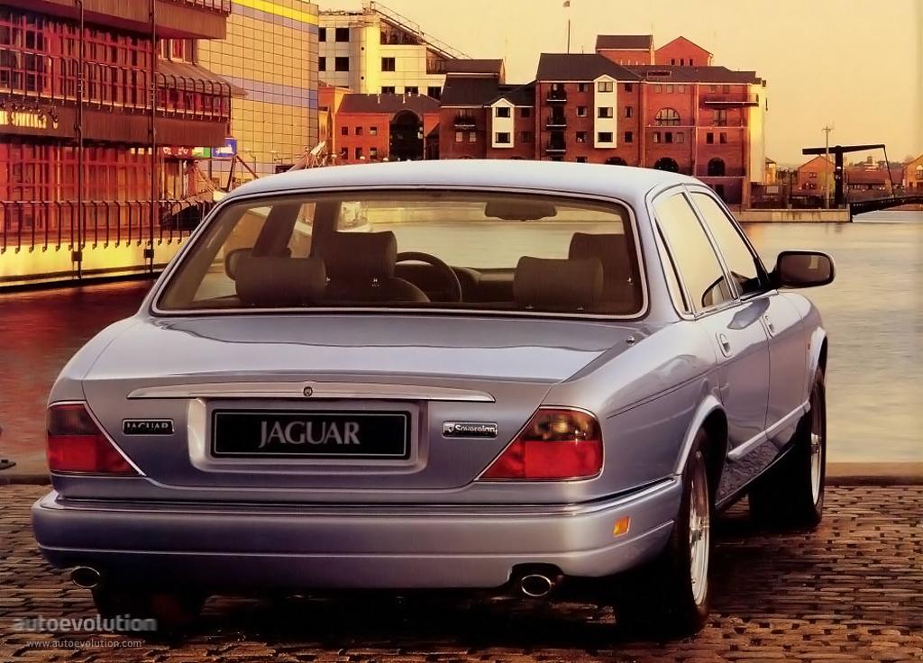 Jaguar Xj Specs  U0026 Photos - 1994  1995  1996  1997