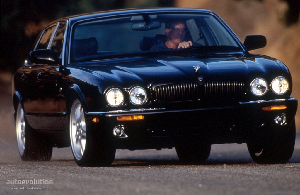 Great JAGUAR XJ (1997   2003) ...