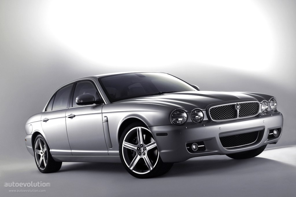 Jaguar Xj 2007 2008 2009 Autoevolution