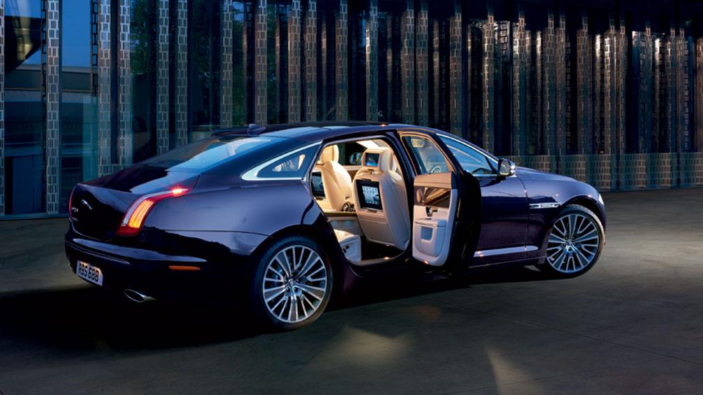 Jaguar Xj 2012 2013 2014 2015 2016 Autoevolution