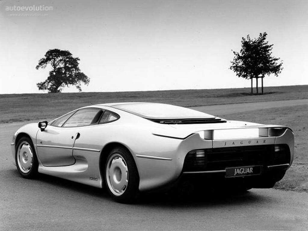 Jaguar xj220 specs