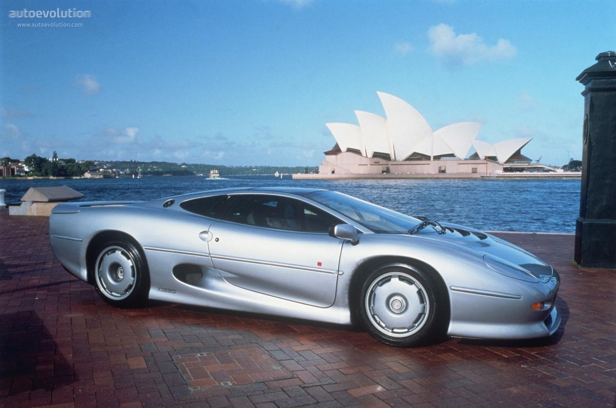 Jaguar Xj220 Specs Photos 1992 1993 1994 Autoevolution 1999 Engine