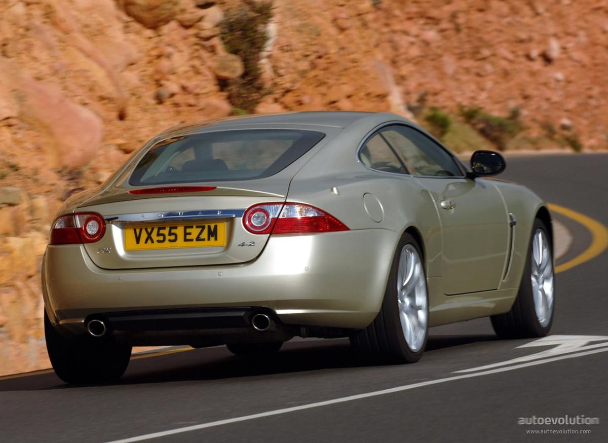 JAGUAR XK specs - 2006, 2007, 2008, 2009 - autoevolution