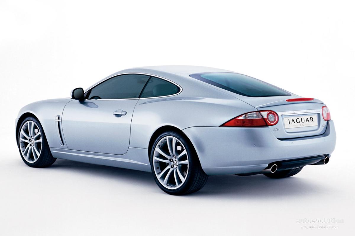 Jaguar xk 2006 2007 2008 2009 autoevolution