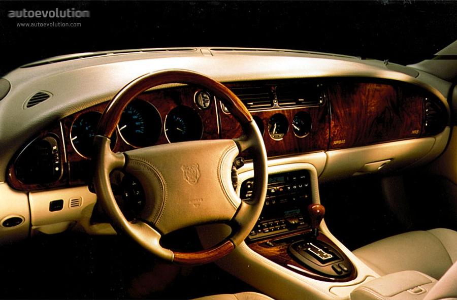 Jaguar Xk8 1996 1997 1998 1999 2000 2001 2002