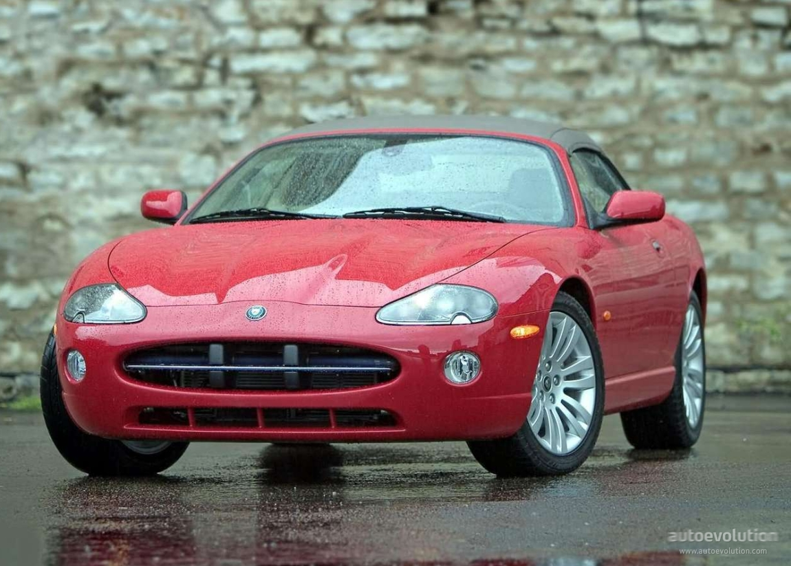 Jaguar Xk8 Convertible Specs  U0026 Photos