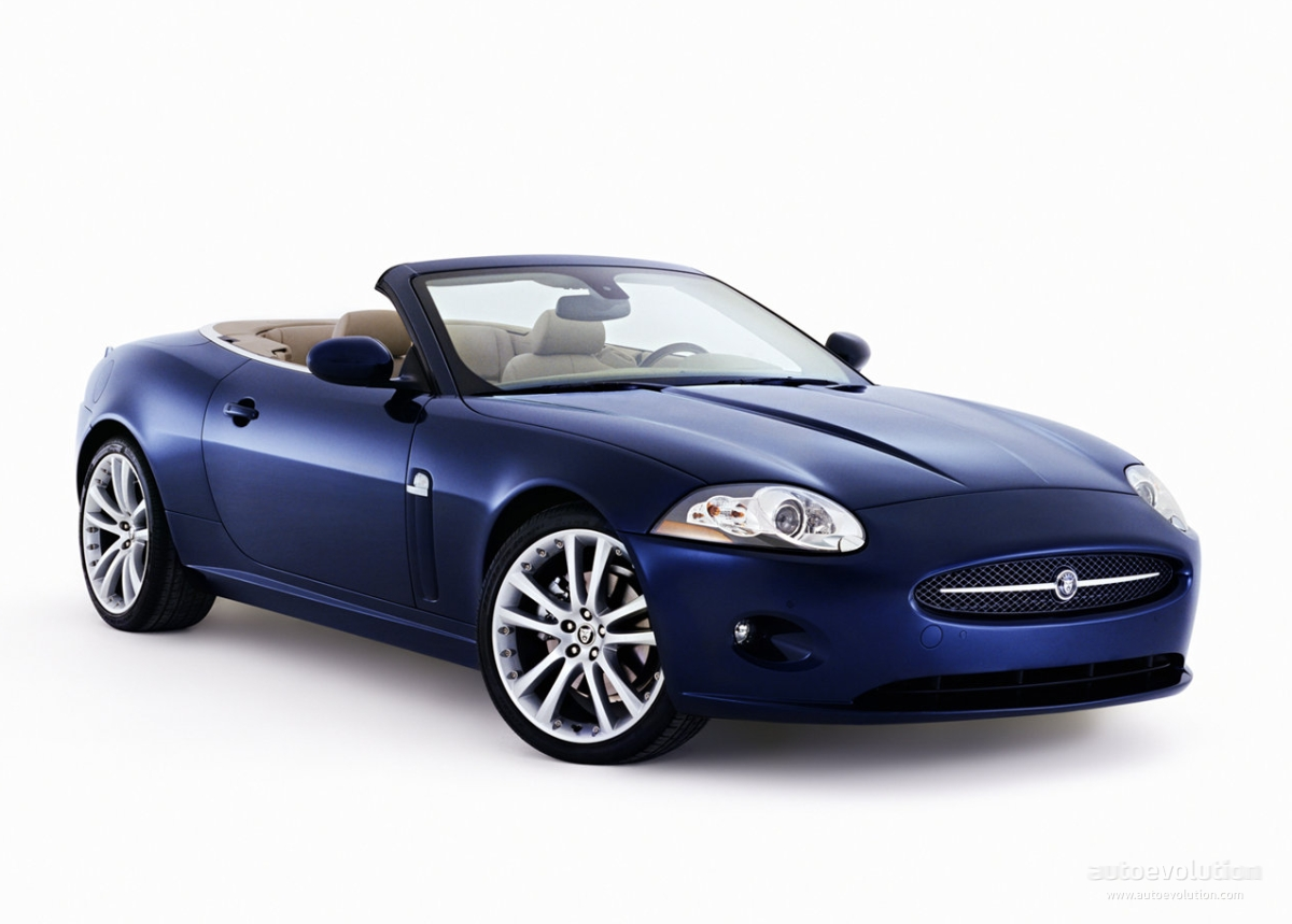 jaguar xk convertible specs 2006 2007 2008 2009 autoevolution. Black Bedroom Furniture Sets. Home Design Ideas
