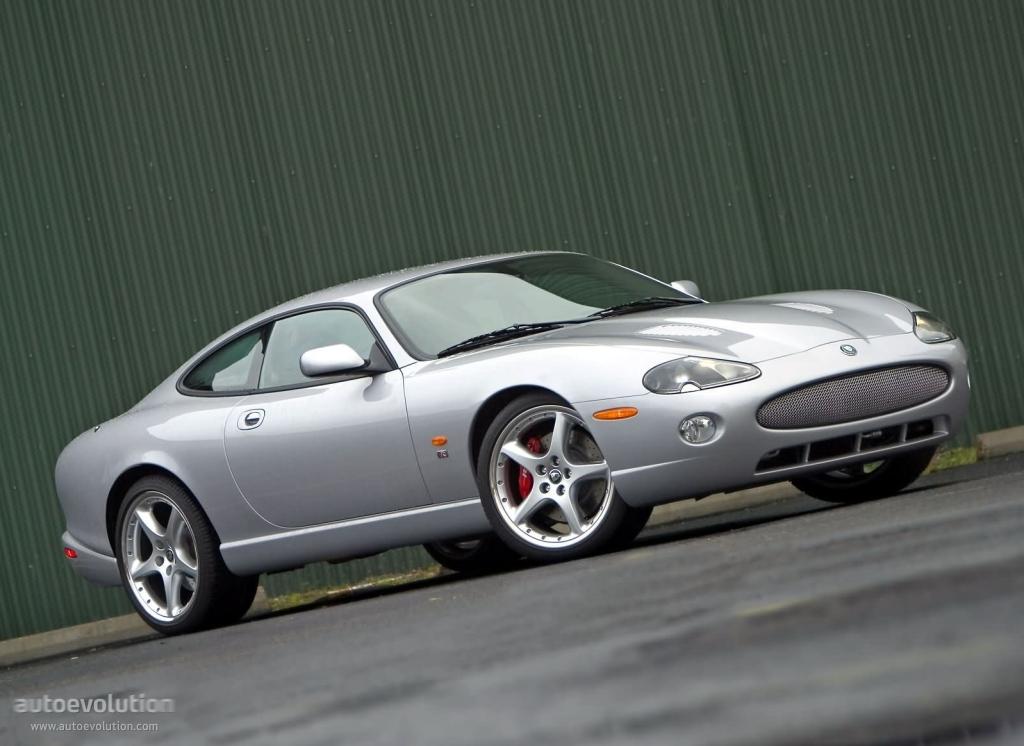 Jaguar Xkr - 2002  2003  2004  2005  2006