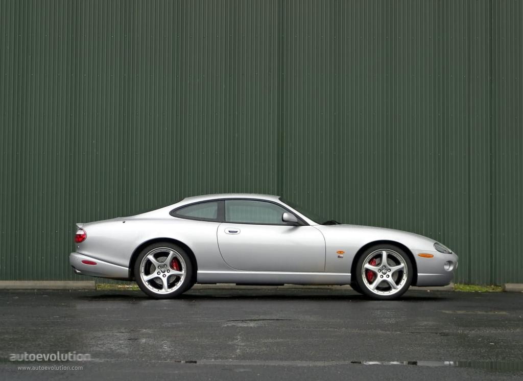 JAGUAR XKR specs & photos - 2002, 2003, 2004, 2005, 2006 - autoevolution
